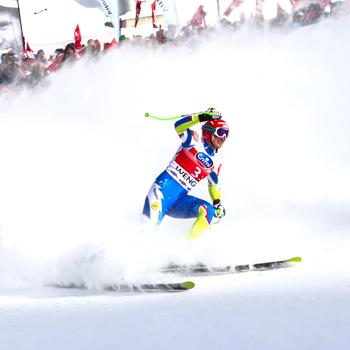 ski alpin courchevel