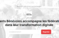 Instants Bénévoles accompagne les fédérations dans leur transformation digitale